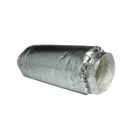 Silencieux pour extracteur diamètre 125 - SONOMAX™