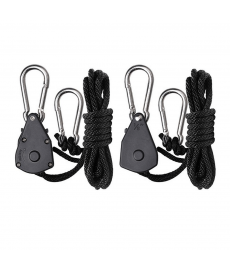 Fixations Easy Rope (réglables) 2 x 34kgs