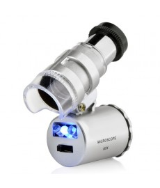 Microscope de poche X60 LED